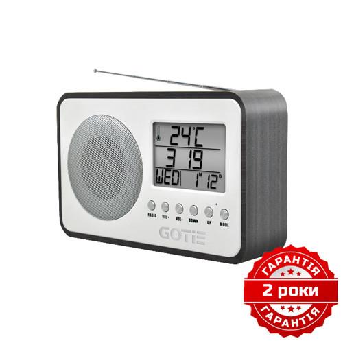 Радиобудильник GOTIE GRA-100H