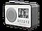 Радиобудильник GOTIE GRA-100H, фото 2