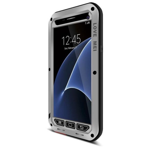 Чехол Love Mei PoverFul для Samsung Galaxy S7