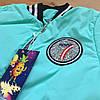 Стильная куртка бомбер для девочки интернет магазин, фото 5