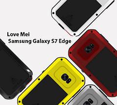 Чохол Love Mei PoverFul для Samsung Galaxy S7 Edge, фото 3