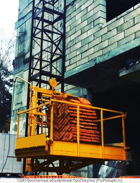 Грузовое подъемное оборудование от производителя (Украина)