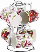 Чайный сервиз фарфор Wellberg WB 41650