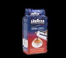 Кофе молотый Кофе молотый Lavazza Crema e Gusto 250 грамм