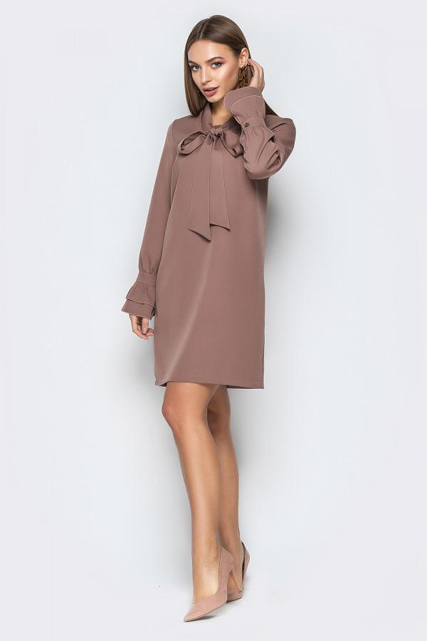 5844bf0ec98 Красивое платье с бантом 3цвета - Интернет-магазин