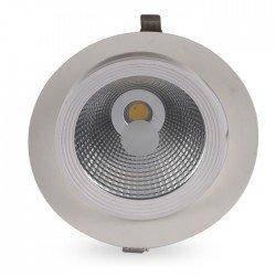 Светодиодный светильник Feron AL250 18W 4000K 1530Lm COB, фото 2