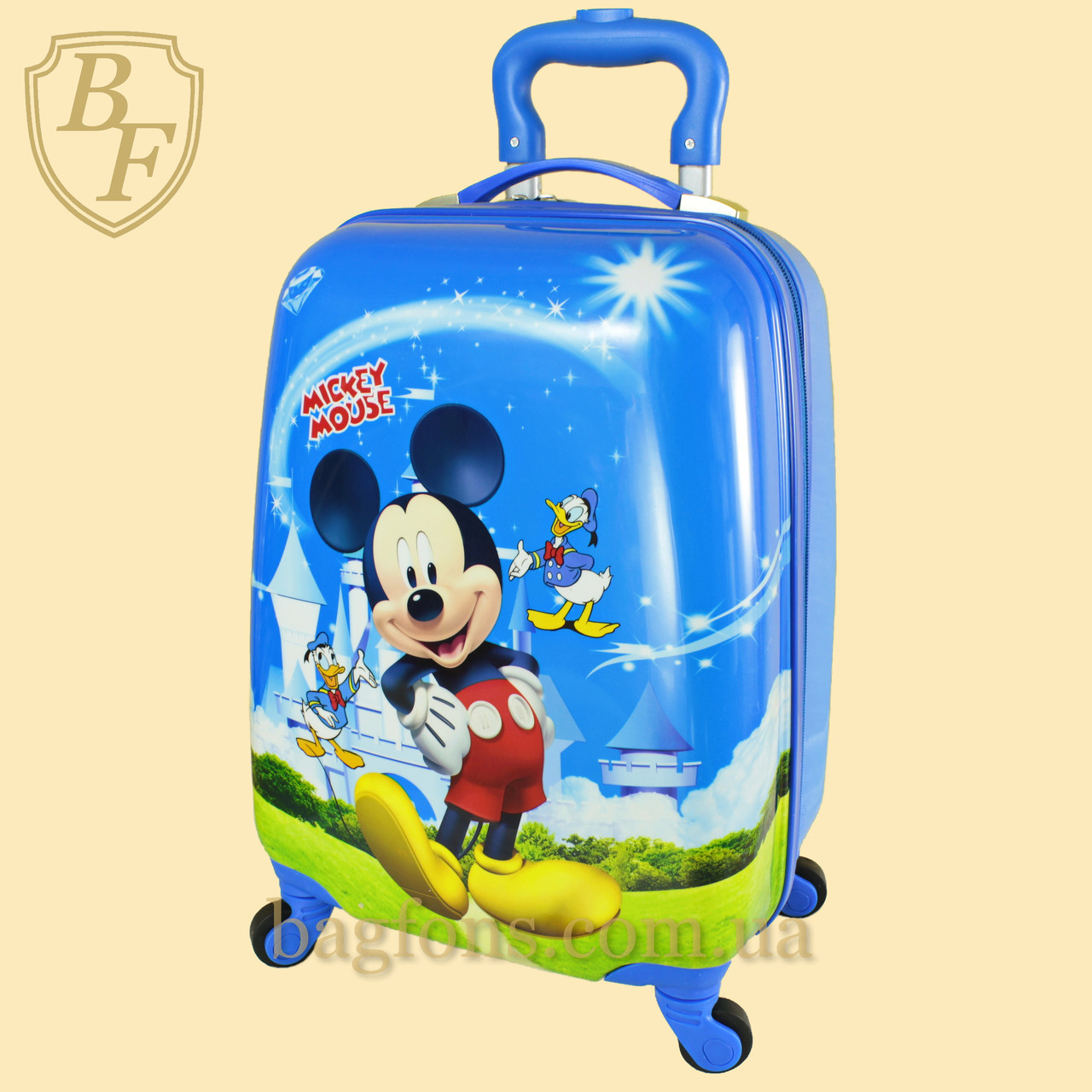 Детский чемодан Mickey Mouse