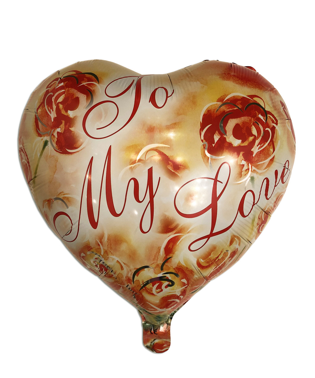 Шар фольгированный  My Love, 43 х 48 см