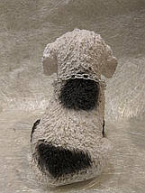 Статуэтка (копилка) собака щеночек цветной, фото 3