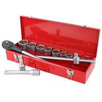Профессиональный набор инструментов 14 ед 3/4 HAISSER 75587 (Китай)