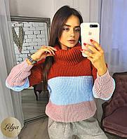 Женский стильный свитер ЛЕа317, фото 1