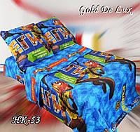 Полуторное постельное белье Тет-А-Тет НК-53(эконом)