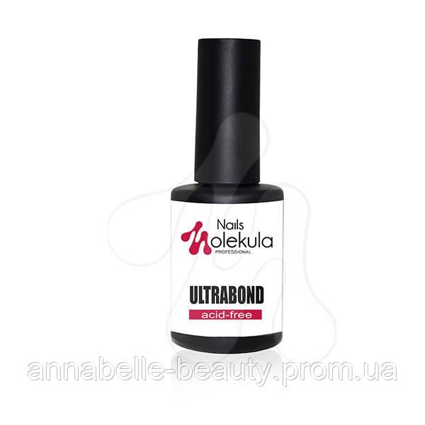 Ultra bond nails - Средство для сцепки гелевого покрытия с ногтевой пластиной 12мл