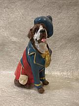 Статуэтка собака сенбернар, фото 2