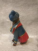 Статуэтка собака сенбернар, фото 3