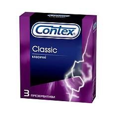 """Презервативы Contex (Контекс) """"Classic"""" 3шт"""