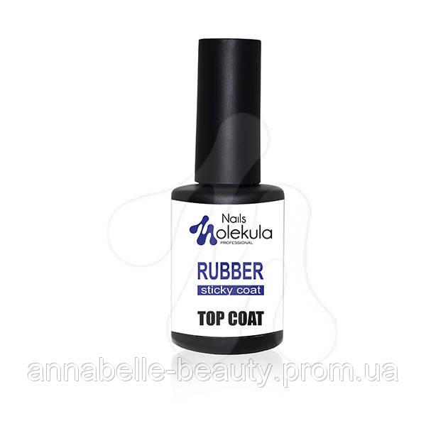 Top coat rubber - Каучуковый финиш 12мл