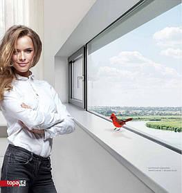 Презентуем Коллекцию подоконников MONO Classic от Topalit