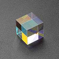 Призма квадратная цветовая 25x25мм