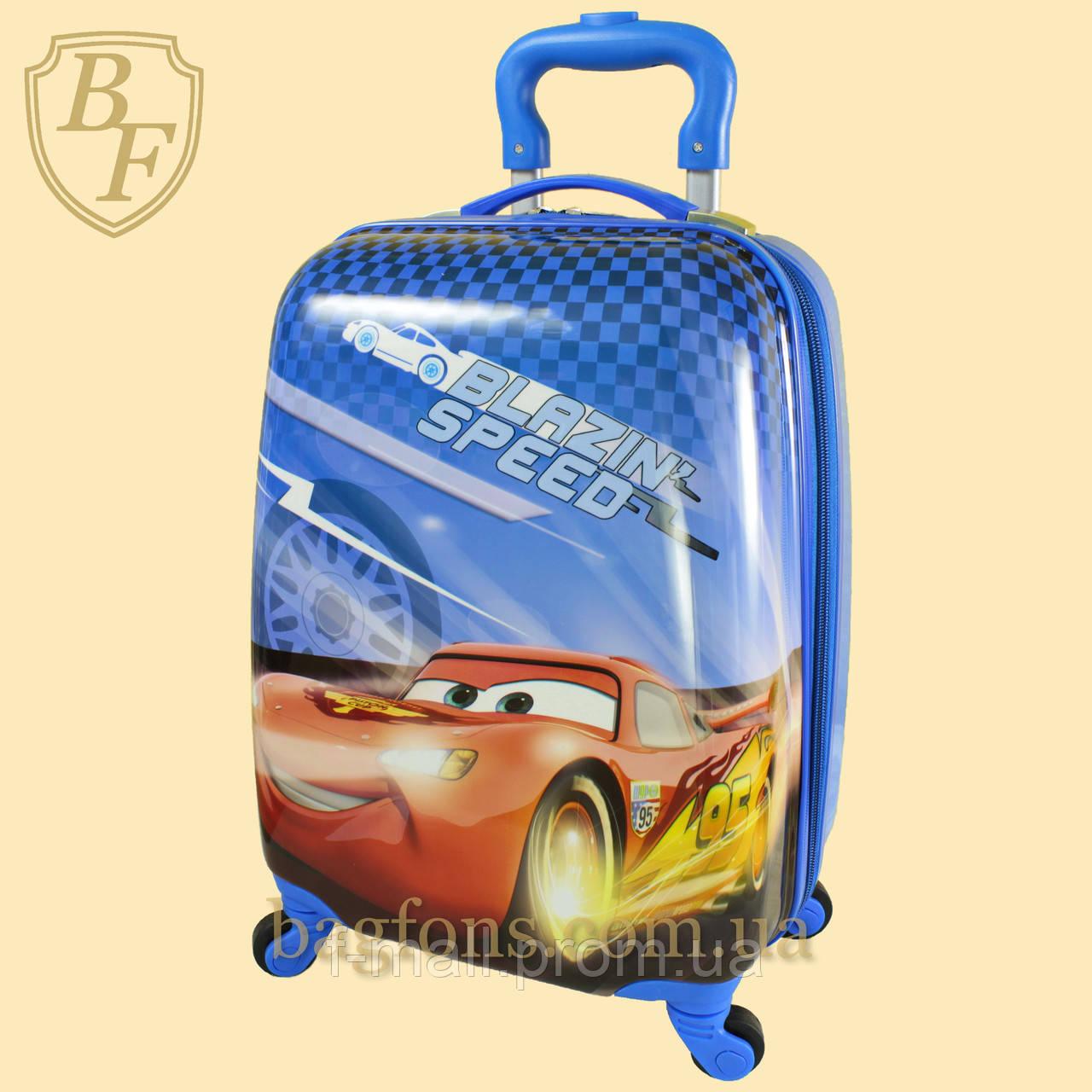 Детский чемодан Cars (Тачки)