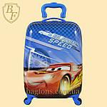 Детский чемодан Cars (Тачки), фото 2