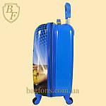 Детский чемодан Cars (Тачки), фото 4