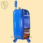 Детский чемодан Cars (Тачки), фото 3