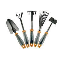 Набор садово посадочный 5 инструментов ABS+TPR Flora 5041874