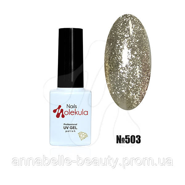 Гель-лак diamant gel №503 (брызги шампанского) 6мл
