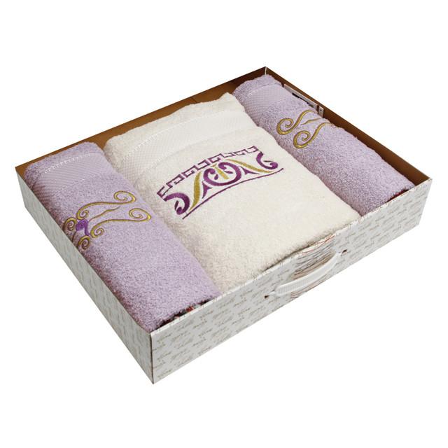 Комплект полотенец (3 шт)