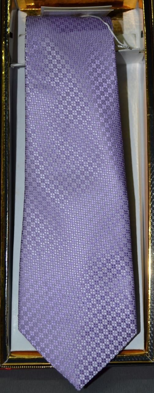 Мужской галстук 8 см BERTOLUCCI