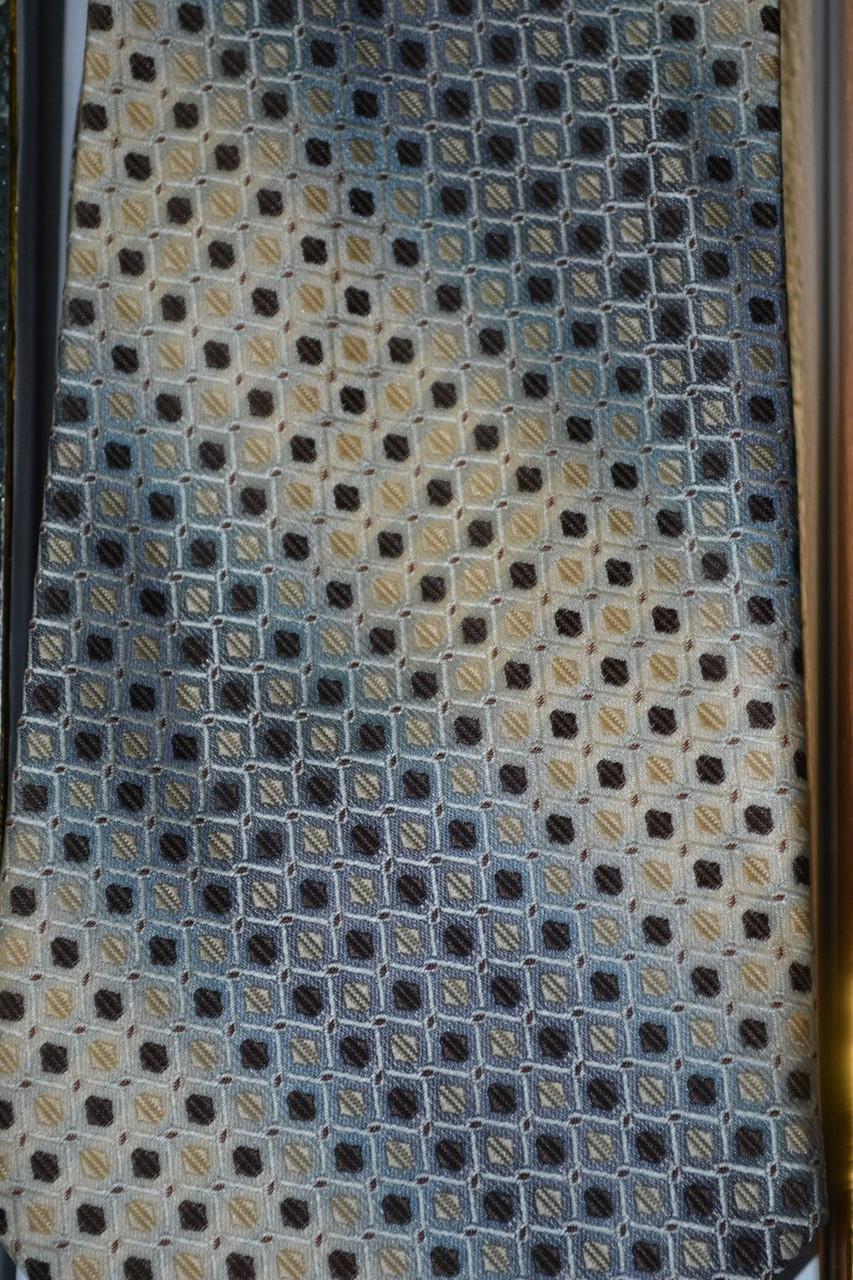 Мужской галстук 9.5 см ALEXANDER