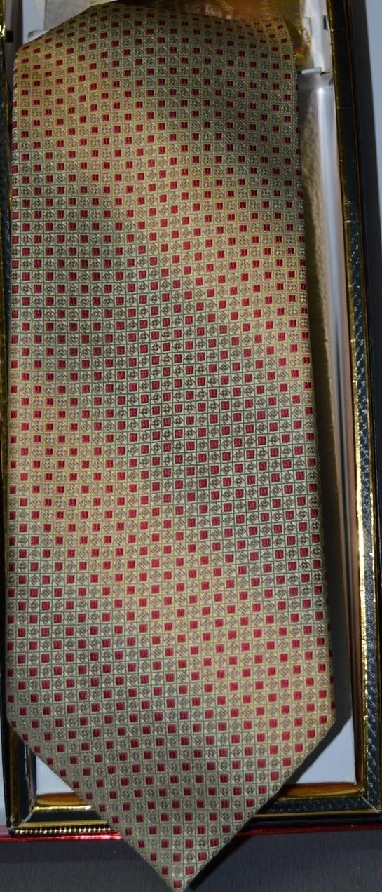 Чоловічу краватку 9.5 см ALEXANDER