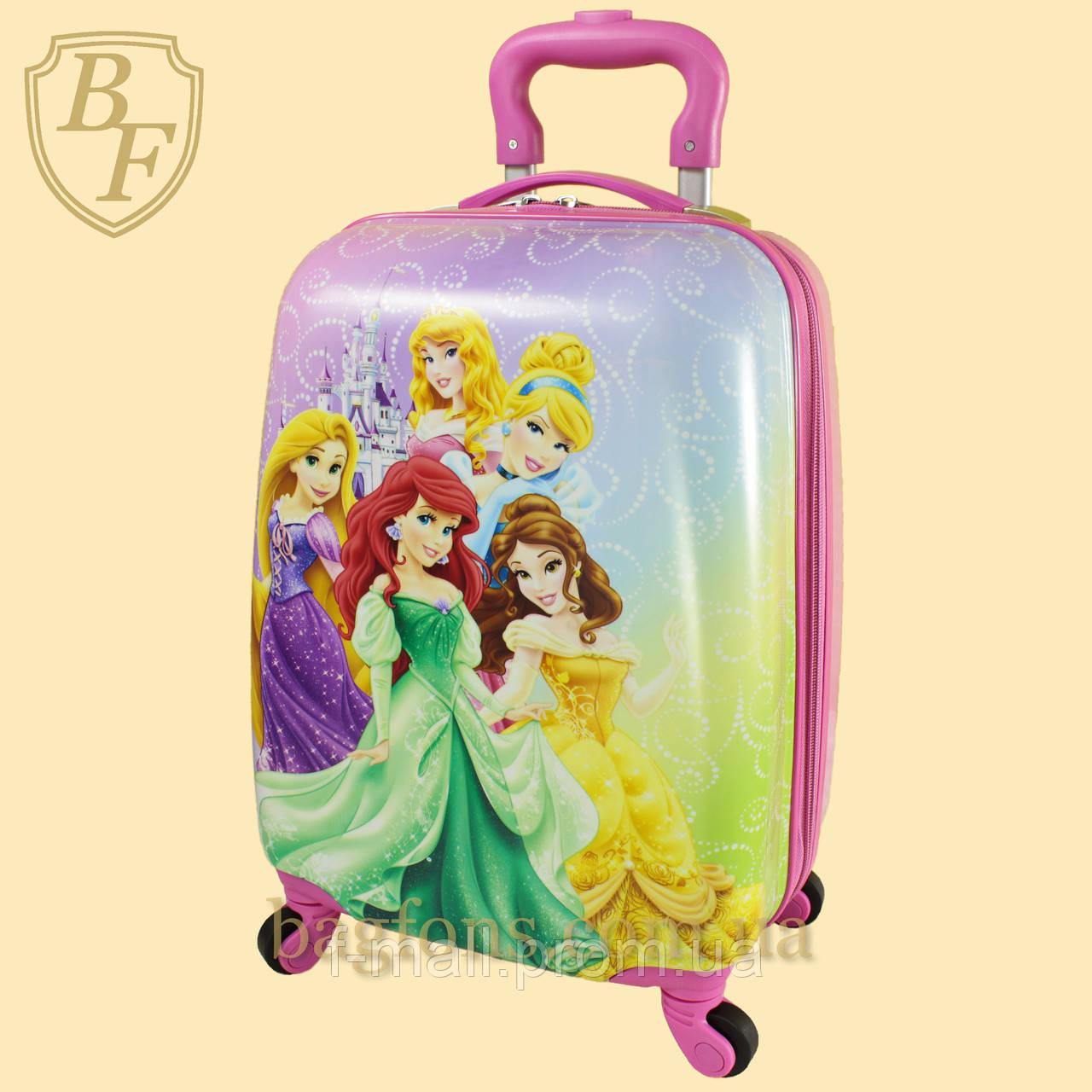 f8bd4aaff9f7 Детский чемодан Принцессы Disney (Princesses ) от интернет-магазина ...