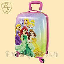 Детский чемодан Принцессы Disney (Princesses )