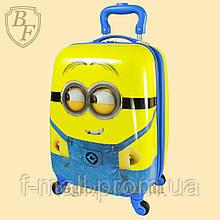 Детский чемодан Minion (Миньон)