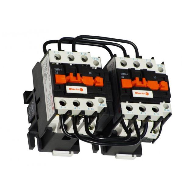 Контактор электромагнитный реверсивный ПМЛо-1 — Electro™