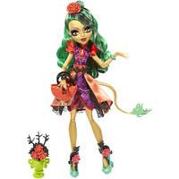 Кукла Дженифаер Лонг Мрак и Цветение (MONSTER HIGH Gloom and Bloom Jinafire Long Doll), фото 1