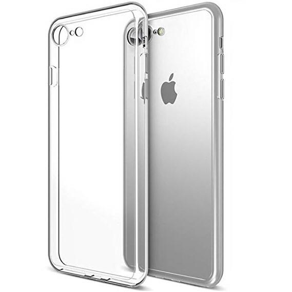 Чехол Epik для Apple iPhone 8 Ultra-Slim Прозрачный Силикон
