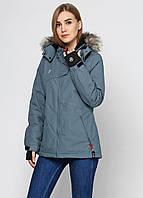 Куртка BASEHIT W1555 S Серый (1000050730260)
