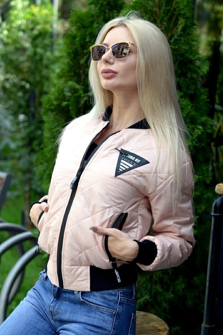 Женская демисезонная куртка ВХ9233