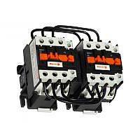 Контактор электромагнитный реверсивный ПМЛо-1-12, 12А, катушка 400В, АС3 5,5 кВт, Electro