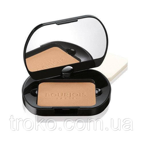 BOURJOIS Compacte Silk Edition Пудра №55 - Miel Dore, 9г