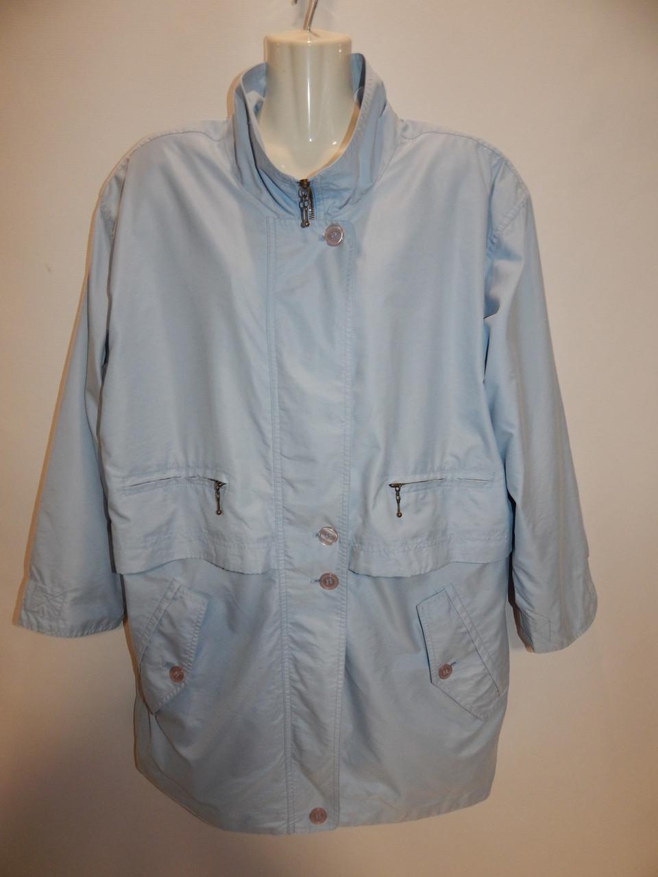 Куртка- ветровка  женская NEW MORRIGAN  р.54-56 044GK