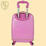 Детский чемодан Barbie (Барби), фото 3