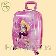 Детский чемодан Barbie (Барби)