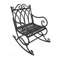 Кресло-Качалка в сад№11