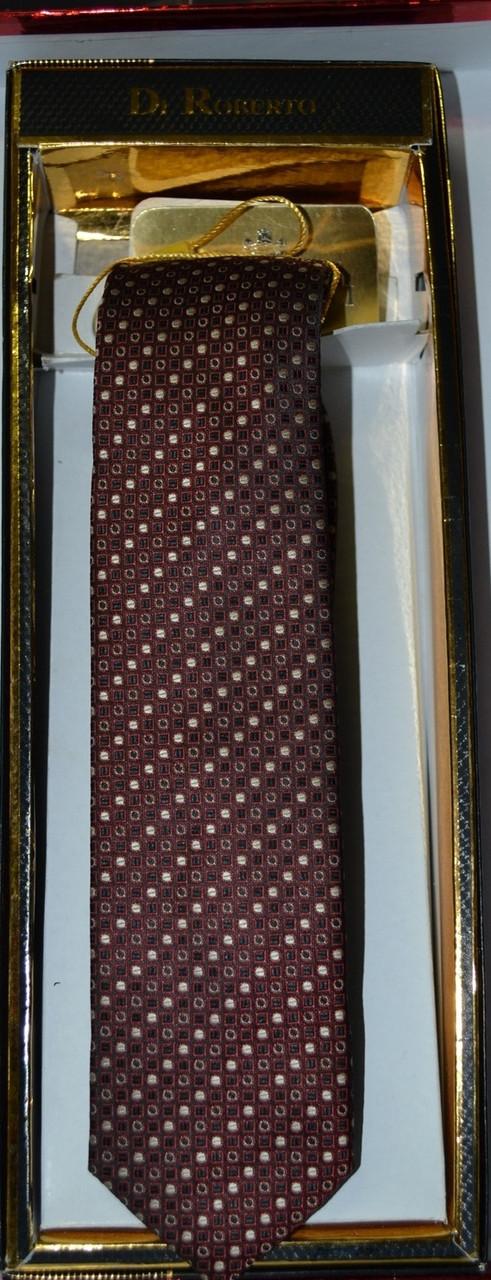 Мужской галстук 7 см PAOLO SCALI