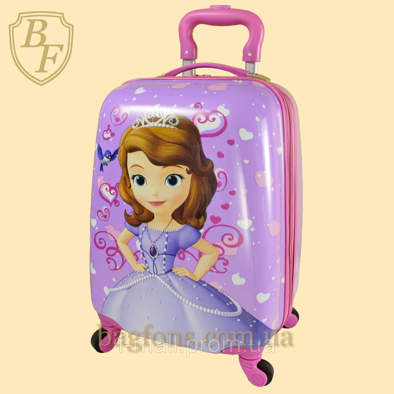 Детский чемодан Sofia (София )