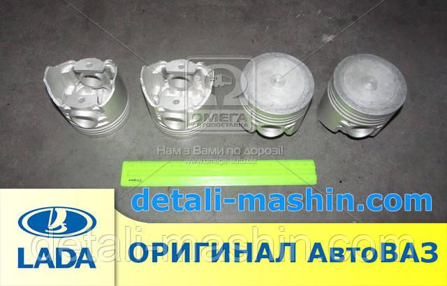 Поршни цилиндра ВАЗ 2101 2102 2103 2104 2105 2106 2107 (76,8) 2-й рем. размер М/К АвтоВАЗ поршень цилиндра